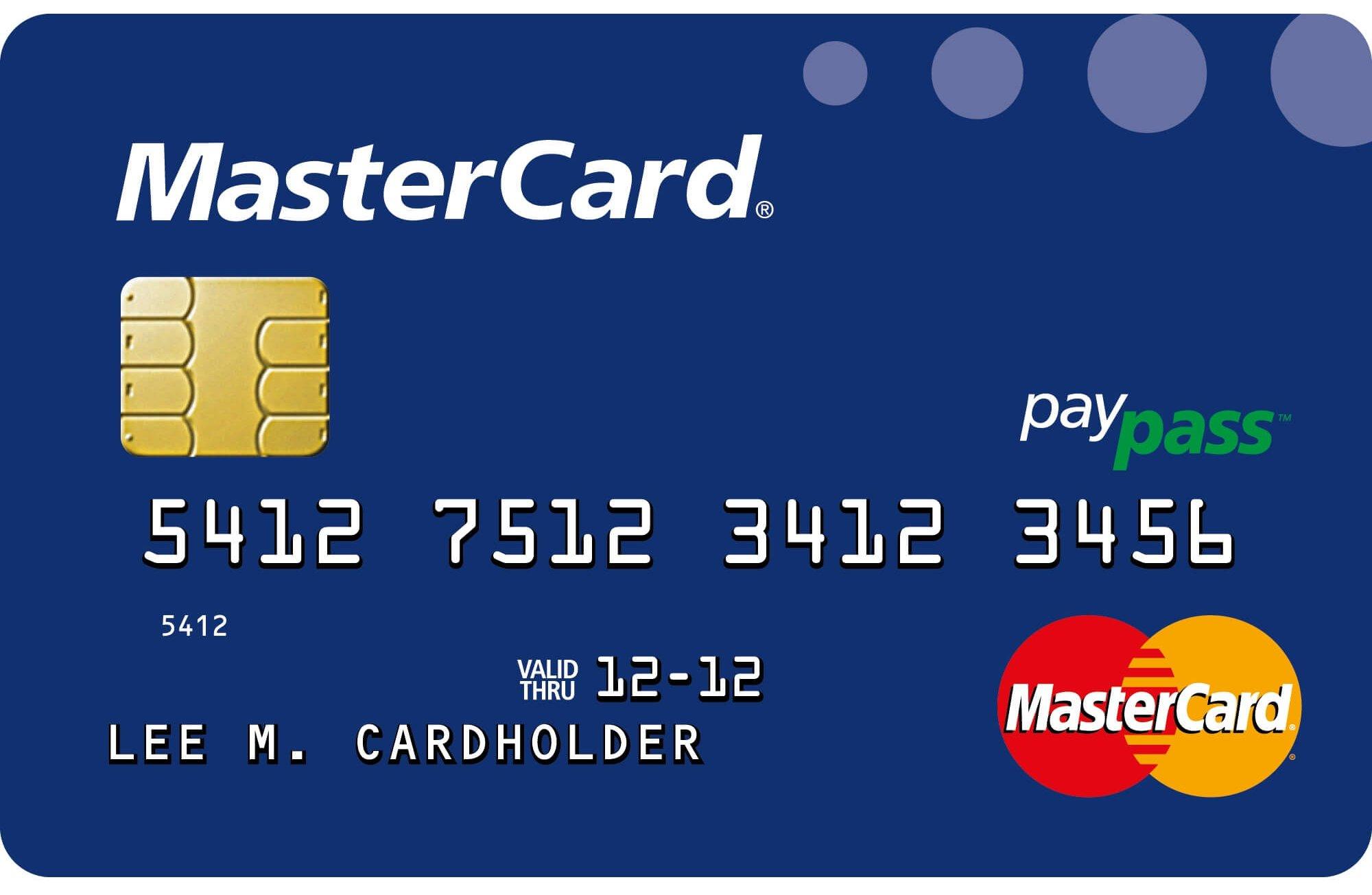 خرید مستر کارت
